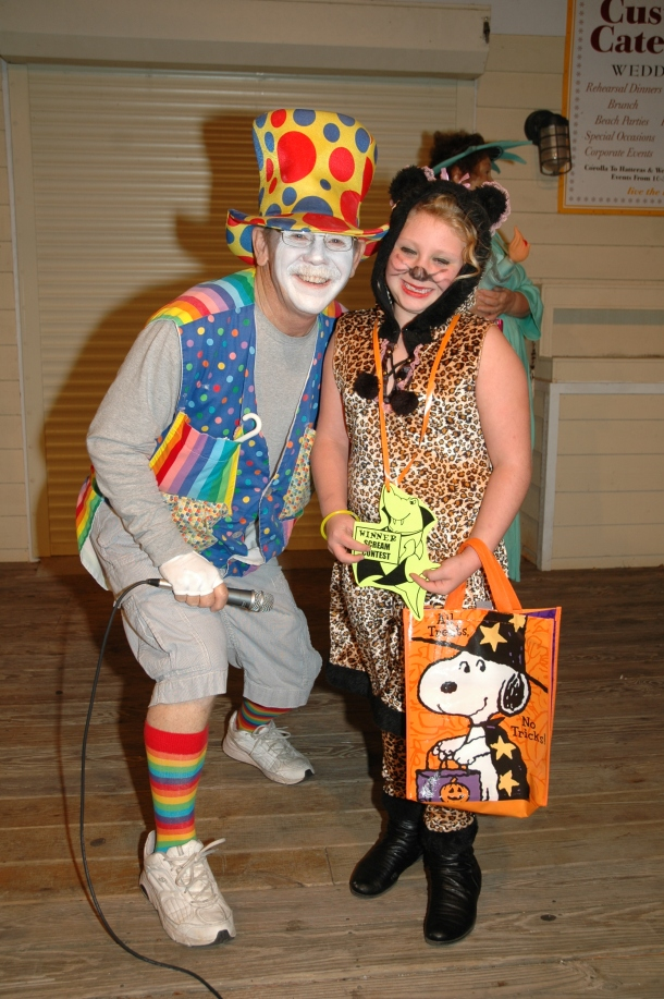 The 10th Annual Trick-or-Treat Under the Sea is happening Oct. 25-26, 2012 at the NC Aquarium on Roanoke Island. (photo: NC Aquarium)