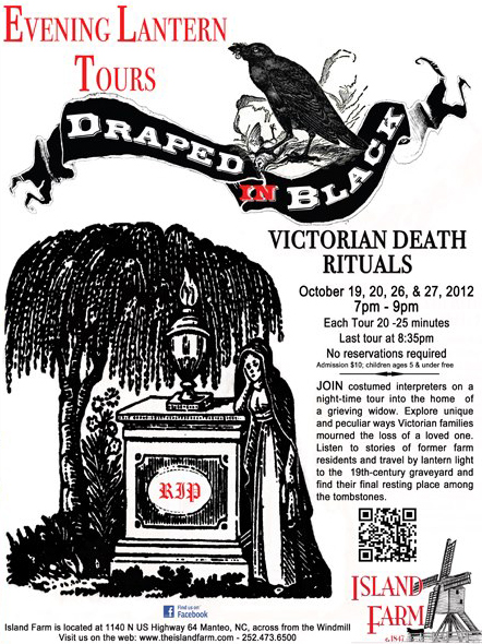 Draped in Black: Victorian Death Rituals