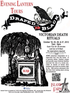 Draped in Black: Victorian Death Rituals