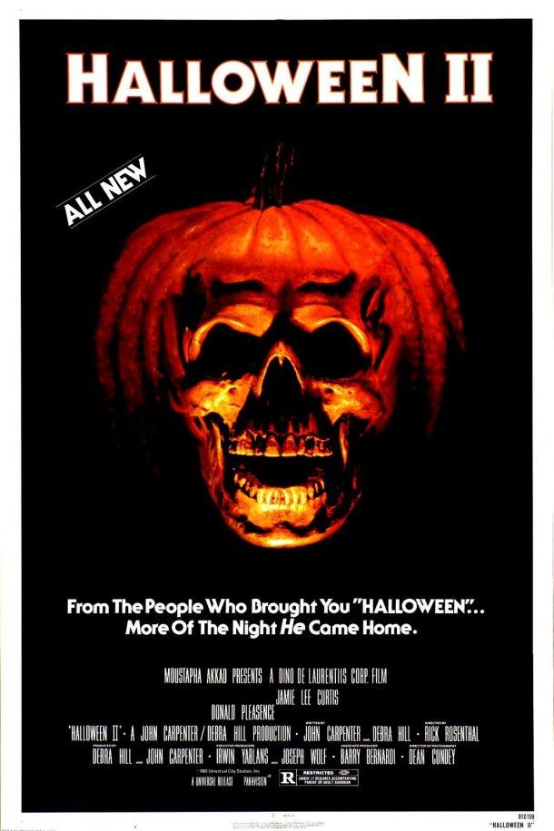 Halloween II - poster