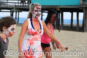 OBX HorrorFest Zombie Commercial Shoot 105 (photo: Artz Music & Photography)
