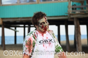 OBX HorrorFest Zombie Commercial Shoot 106 (photo: Artz Music & Photography)