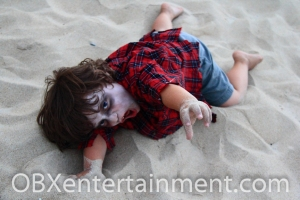 OBX HorrorFest Zombie Commercial Shoot 107 (photo: Artz Music & Photography)