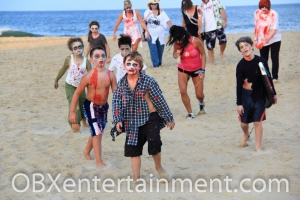 OBX HorrorFest Zombie Commercial Shoot 113 (photo: Artz Music & Photography)