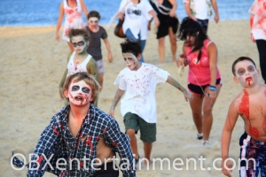 OBX HorrorFest Zombie Commercial Shoot 115 (photo: Artz Music & Photography)