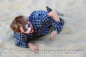 OBX HorrorFest Zombie Commercial Shoot 118 (photo: Artz Music & Photography)