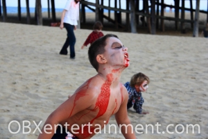 OBX HorrorFest Zombie Commercial Shoot 126 (photo: Artz Music & Photography)