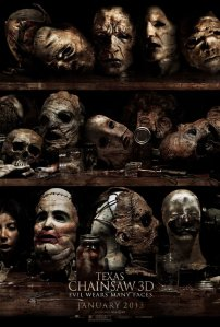 Texas Chainsaw 3D - poster 1
