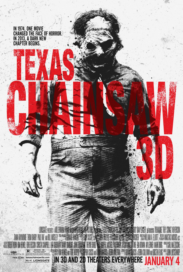 Texas Chainsaw 3D - poster 2