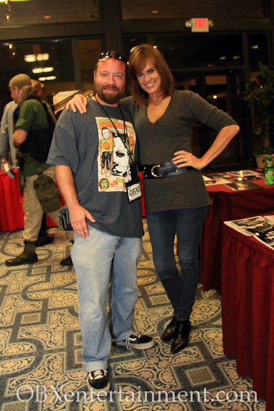 OBXentertainment.com Editor in Chief Matt Artz interviewed Catherine Mary Stewart ('Weekend at Bernie's', 'The Last Starfighter') at the Blood at the Beach II Convention in Virginia Beach!