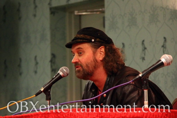 Lance Guest at 'The Last Starfighter' panel
