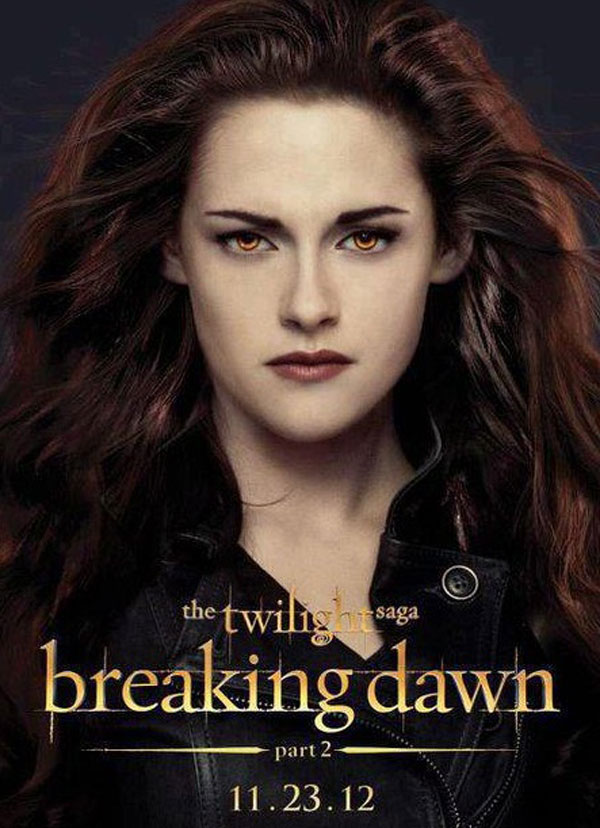 Breaking Dawn Part 2 - poster