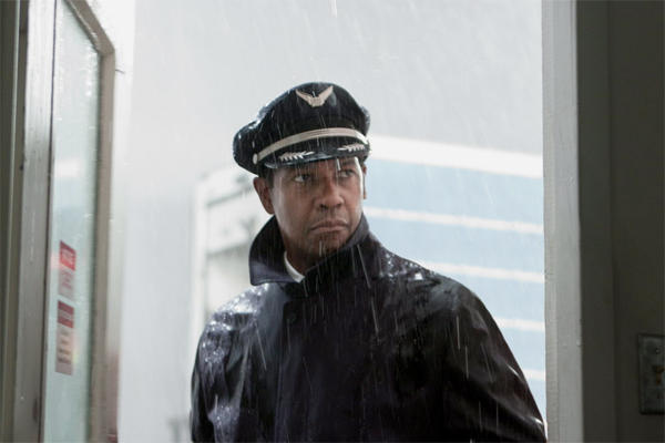 Denzel Washington stars in 'Flight'.
