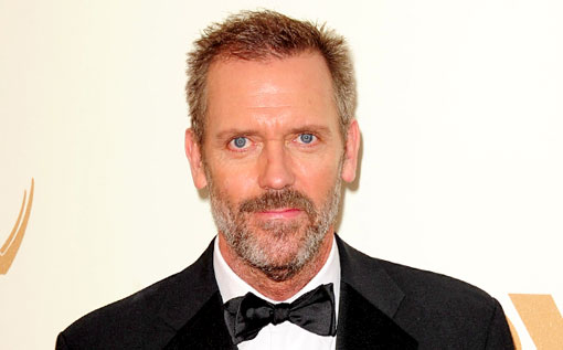 Hugh Laurie will likely star as the pirate Blackbeard in NBC's new series 'Crossbones'. (photo: EW.com)