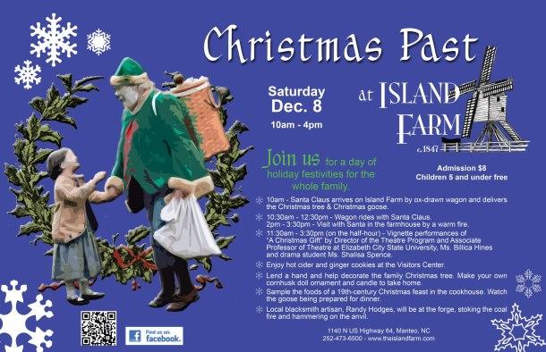 Island Farm - Christmas Past