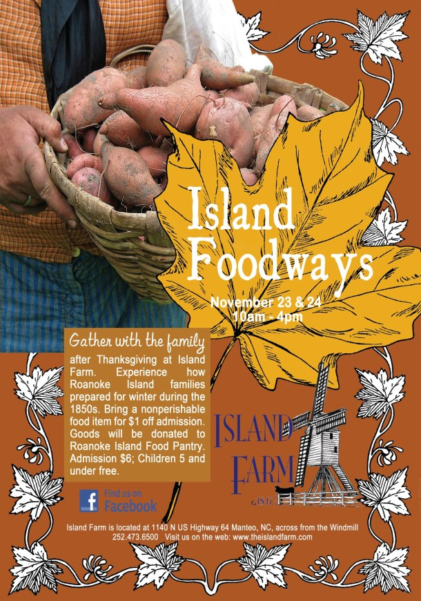 Island Farm - Island Foodways