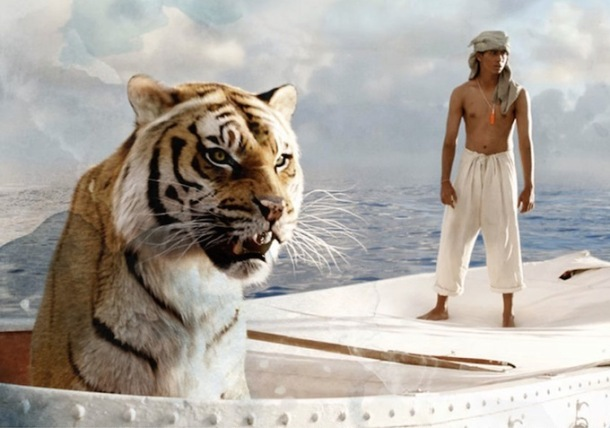 Suraj Sharma stars in 'Life of Pi'.