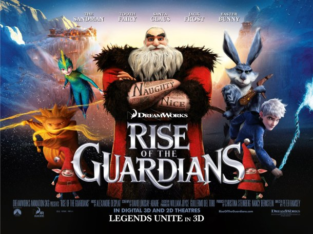 Rise of the Guardians - banner