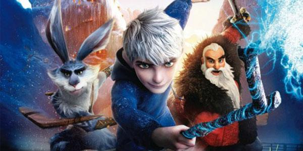 'Rise of the Guardians' is now playing in theaters.