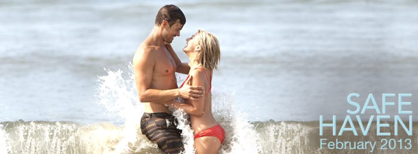 'Safe Haven' was filmed and is set in Southport, North Carolina.