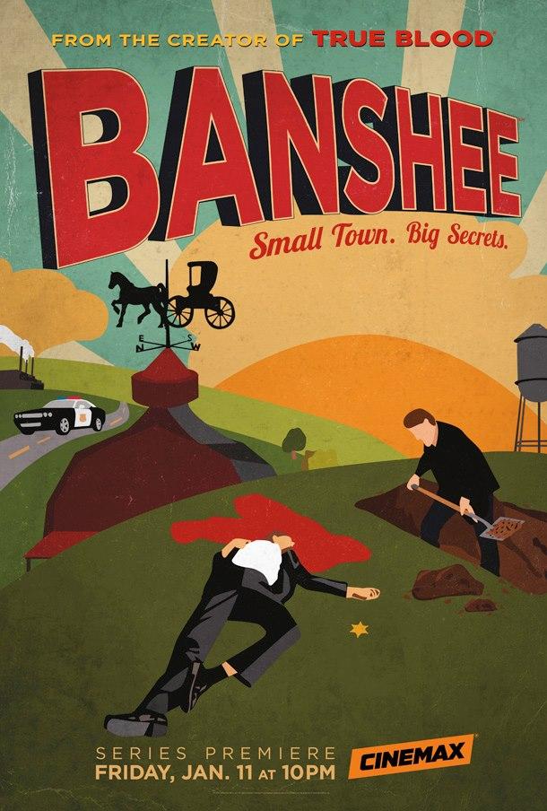 Banshee - poster 1