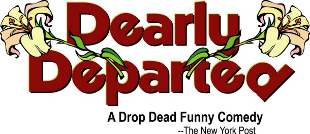 Dearly Departed logo