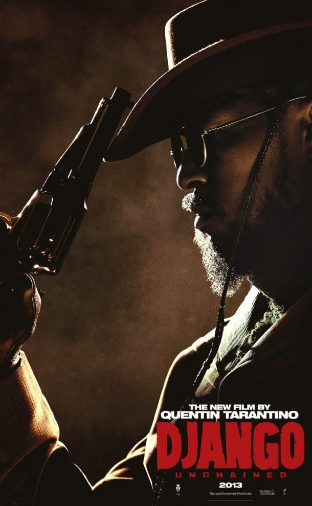Django Unchained - poster