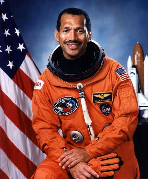 NASA Administrator Charles Frank Bolden, Jr