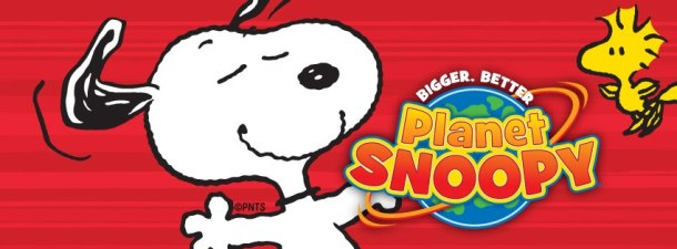Planet Snoopy - bigger and better