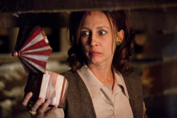 Vera Farmiga is Lorraine Warren in New Line Cinema's supernatural thriller 'The Conjuring', flmed in Wilmington, NC.