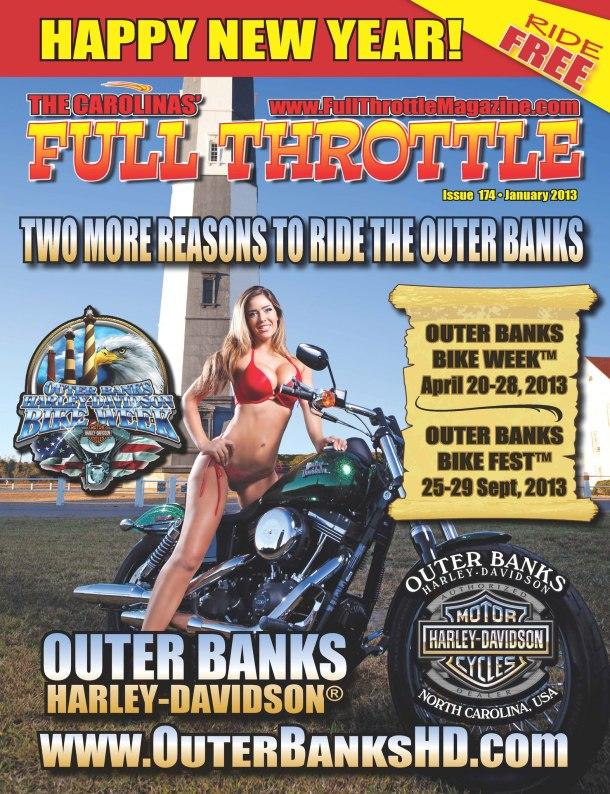 Full Throttle Magazine - January 2013 - Bike Week