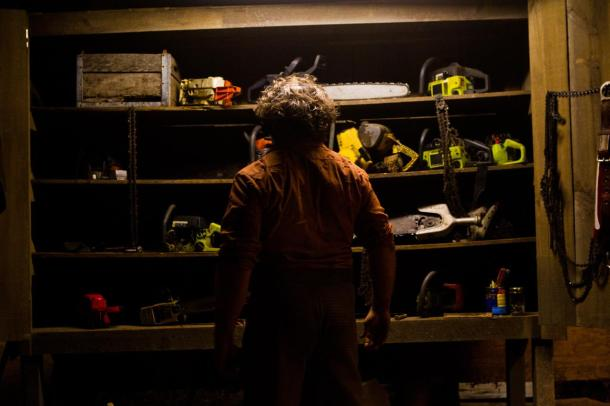 Leatherface returns in 'Texas Chainsaw 3D'.