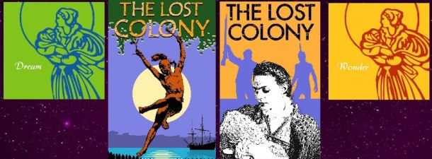 The Lost Colony - banner