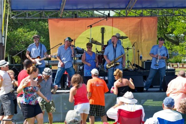 The Band of Oz headlines the 2013 Outer Banks Beach Music Festival on May 26 in Corolla.