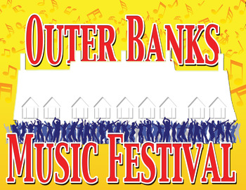 Outer Banks Music Festival - logo