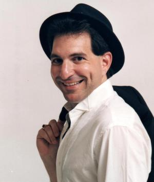 Comedian Mark Matusof
