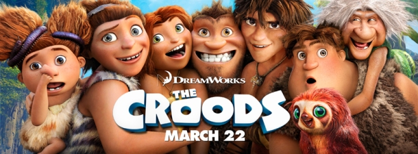 The Croods - banner