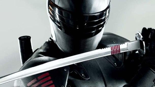 Snake Eyes returns in 'G.I. Joe: Retaliation'.