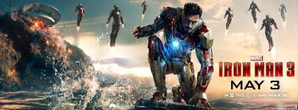 Iron Man 3 - banner 3