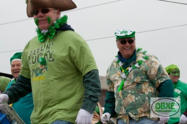 Kelly's St. Patrick's Day Parade, 3/17/13 in Nags Head (photo: Artz Music & Photography)