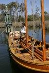 The Silver Chalice- Elizabeth II' s boat