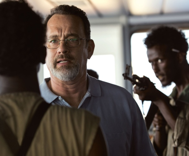 Tom Hanks stars in 'Captain Phillips', filmed in Virginia Beach, VA.