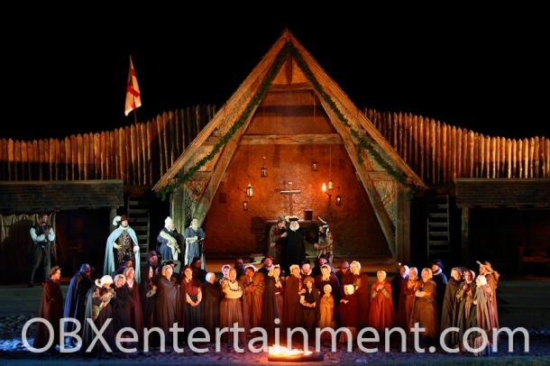 The Lost Colony 2013 (photo: OBXentertainment.com)