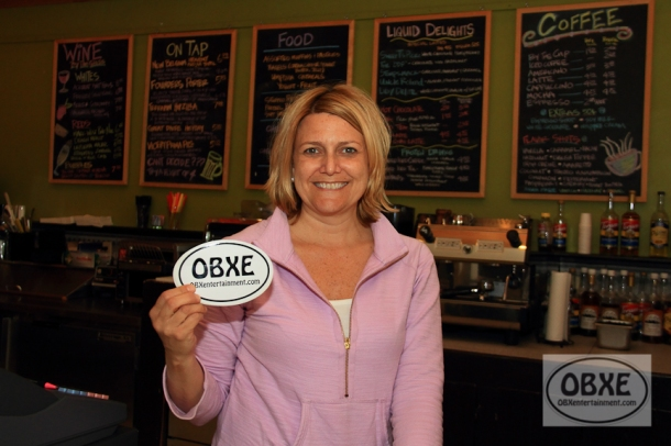Sweet T's Coffee Beer & Wine owner Stacey Walters.