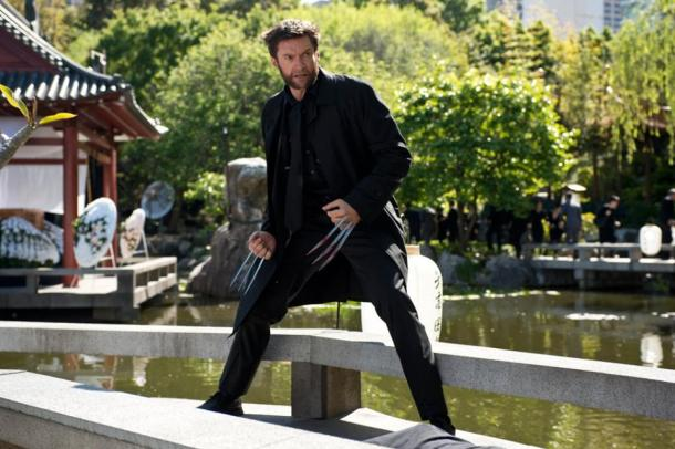 Hugh Jackman in 'The Wolverine'.