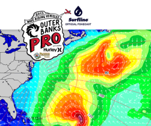 Outer Banks Pro 2013 Surf Forecast