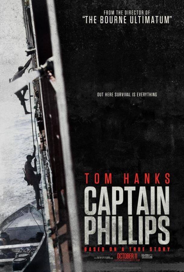 'Captain Phillips' - poster