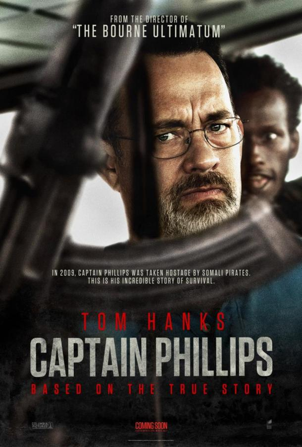 'Captain Phillips' - international poster