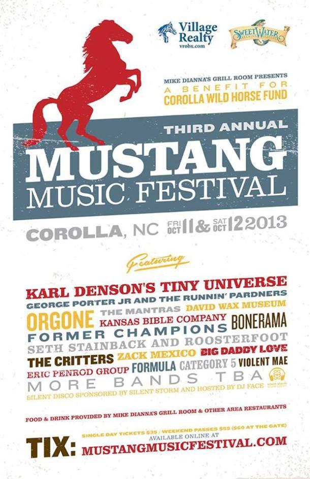 Mustang Music Festival 2013
