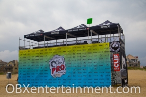 Outer Banks Pro 2013 - Judges Tower (photo: OBXentertainment.com)